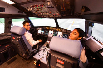 Boeing 737 NG Type Rating Course